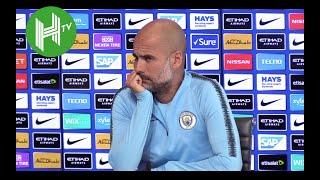 Pep Guardiola: I am not sure if Jadon Sancho wants to return to Manchester City - Man City v Burnley