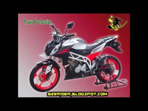 yamaha v-ixion modifikasi-beerider