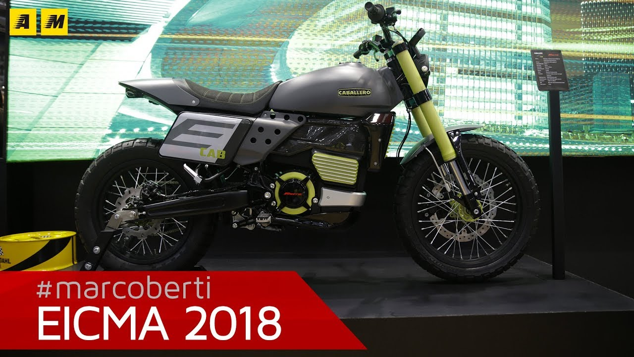 6042e92ceef EICMA 2018: Fantic Motor Issimo, foto, video e dati - Moto.it