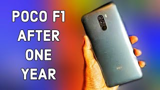 Xiaomi Poco F1 Full Review After One Year | Buying in 2019? Best Device Under 20K?