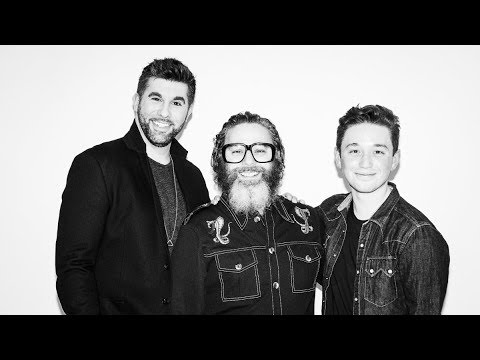 Creator Andy Nyman and Cast Members Simon Lipkin and Preston Nyman Discuss  'Ghost Stories'