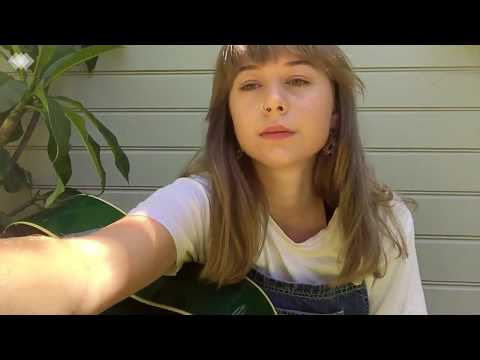 Big Jet plane by Angus and Julia Stone -  COVER (Mayzie Grace)