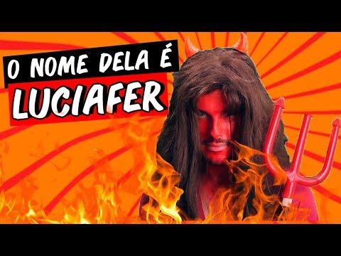 LÚCIAFER ♫  Paródia Gabriel Diniz - Jenifer    Não Famoso ReiDasParódias