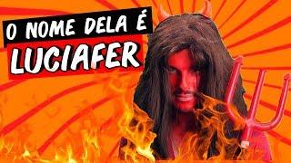 Baixar LÚCIAFER ♫   Paródia Gabriel Diniz - Jenifer (Clipe Oficial)   Não Famoso #ReiDasParódias