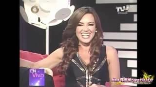 Daniela Alvarado en Sabado En La Noche 23 08 14