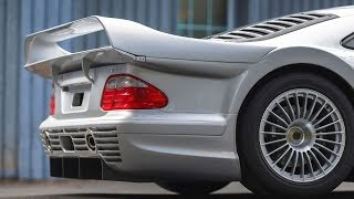 1998 Mercedes AMG CLK GTR c297 - The ultimate Mercedes-Benz