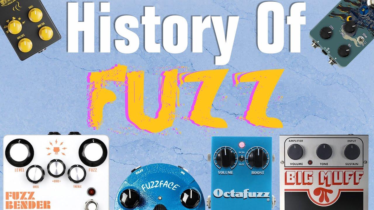 FUZZ GUITAR PEDALS 101 w/ @Siren Pedals