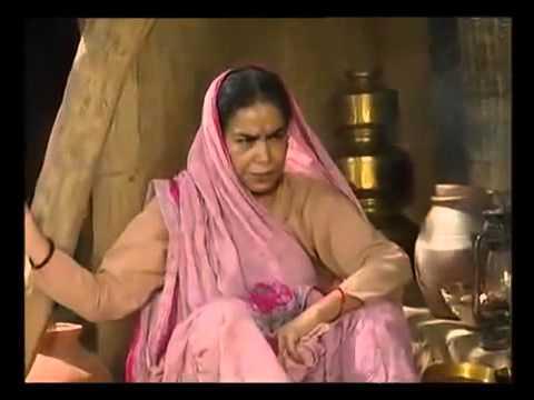 Godaan Part 03   Munshi Premchand Gulzar Serial Tehreer