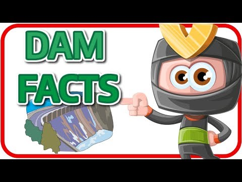 [Engineer 4]  Dam Facts - Learning English Science For Kids