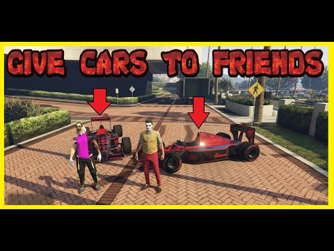 GIVE CARS TO FRIENDS - GET FREE CARS FROM YOUR FRIENDS - GC2F - F1 CARS ONLINE
