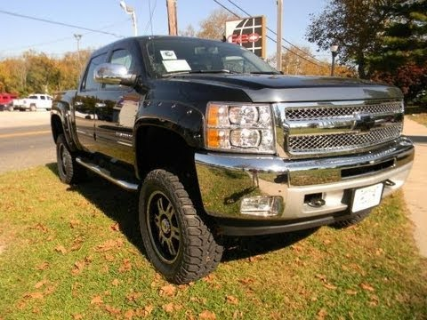 2013 chevy silverado 1500 rocky ridge altitude lifted truck for sale youtube. Black Bedroom Furniture Sets. Home Design Ideas