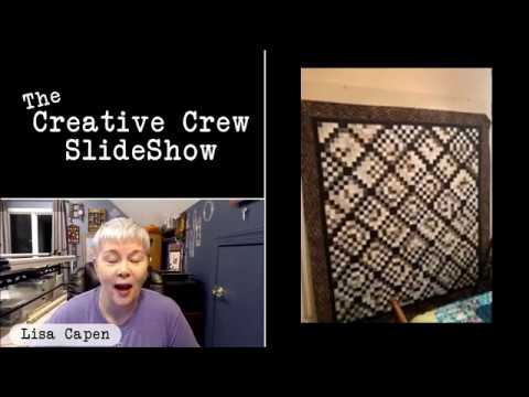 Creative Crew LIVE Facebook Chat - Our First Live Chat 9/2/19