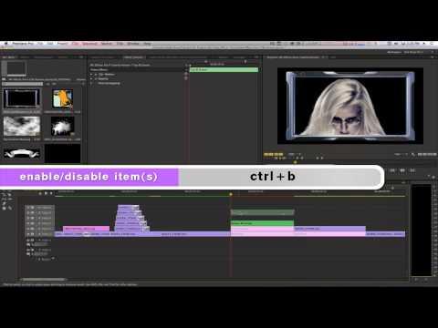 Music Video Effects Vol. 4 Part 2 Premiere Pro CS6 by NLE_Ninja