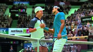 Virtua Tennis 4 (X360) - Arcade Mode (Singles and Doubles)