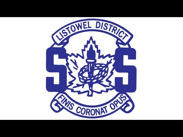 Listowel District Secondary School - Listowel, Ontario, Canada