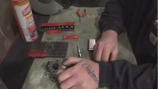 how to service a honda carburetor most honda engines