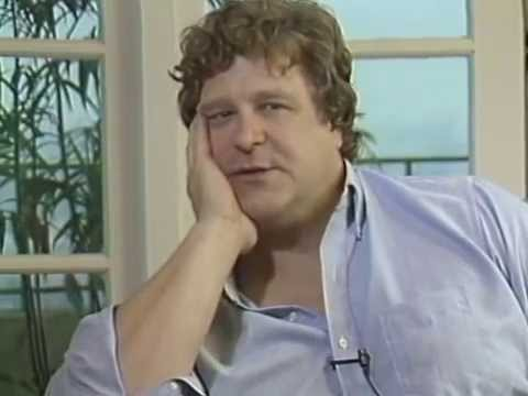 Bobbie Wygant Interviews John Goodman For Always (1989)