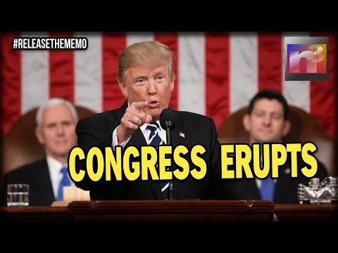 RIGHT NOW! Congress ERUPTS over FISA Memo, Demands JUSTICE for UNSPEAKABLE Crimes #ReleaseTheMemo