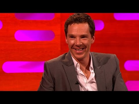 Benedict Cumberbatch can't say