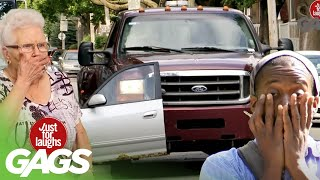 Best of Truck Pranks | Just For Laughs Compilation