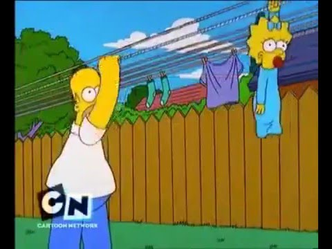 [Cartoon Network Philippines] The Simpsons Promo and Bumpers (2006)