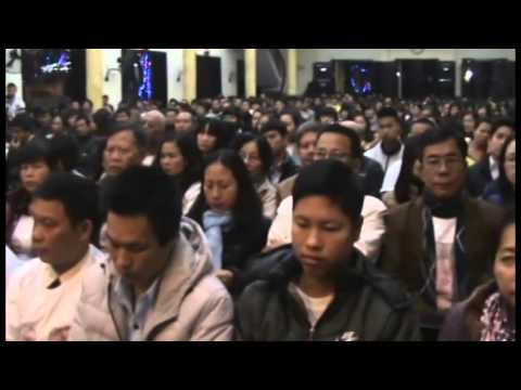 VN-SAIGON - HANOI PRAY FOR ATTORNEY NGUYEN VAN DAI AND LE THU HA