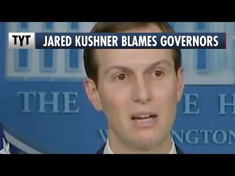 Jared Kushner Doesn't Want To Share Medical Masks