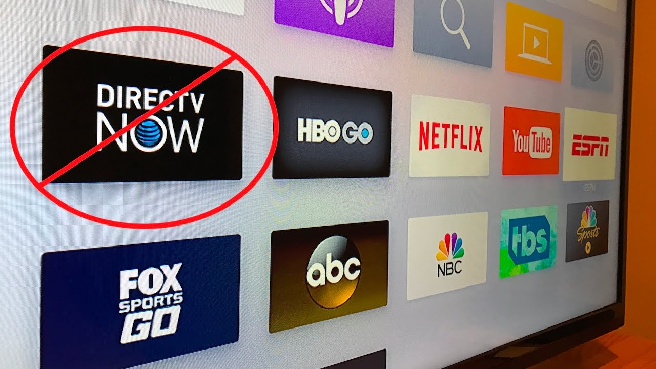 Why I Canceled Directv Now Youtube