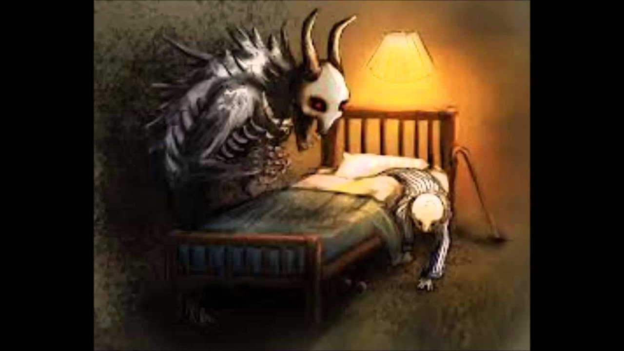 creepypasta 5 was ist unter dem bett youtube. Black Bedroom Furniture Sets. Home Design Ideas