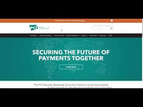 PCI DSS Intro e