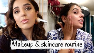 Get Ready & Unready With Me   Vlog