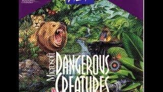Retro Tech- Microsoft Home Dangerous Creatures demo from 1994
