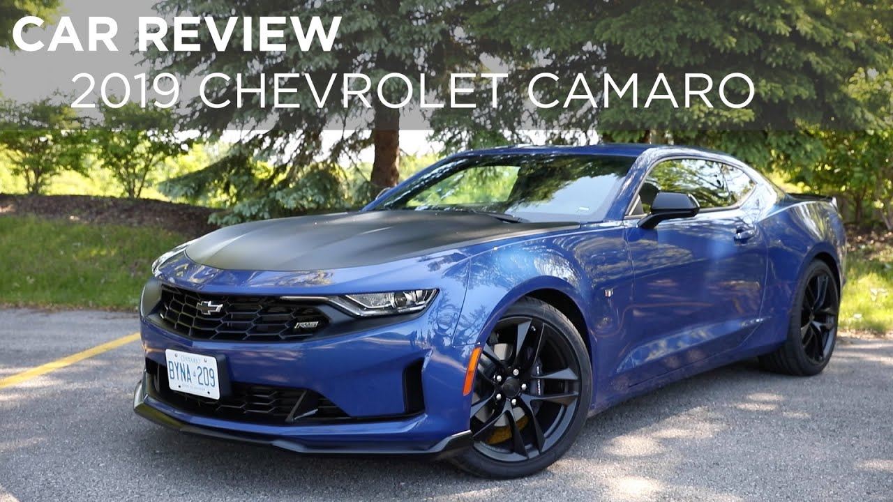 Car Review 2019 Chevrolet Camaro 2 0t 1le Driving