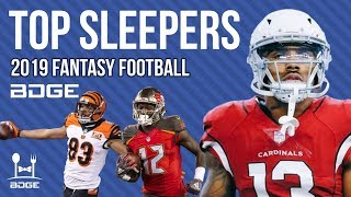 Top Sleepers for 2019 Fantasy Football