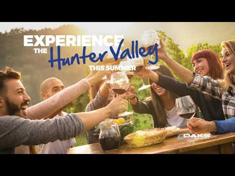 Experience Hunter Valley, Then Come Home To Oaks