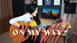 Alan Walker & Sabrina Carpenter - On My Way (English/Solo Version) cover by Josephine Alexandra
