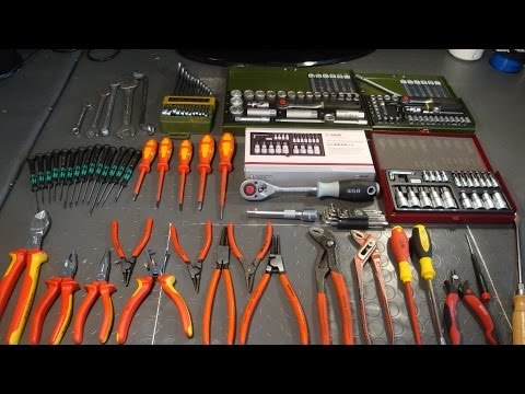 German Tools Review: Knipex, Wiha, Wera, WGB, (Proxxon)