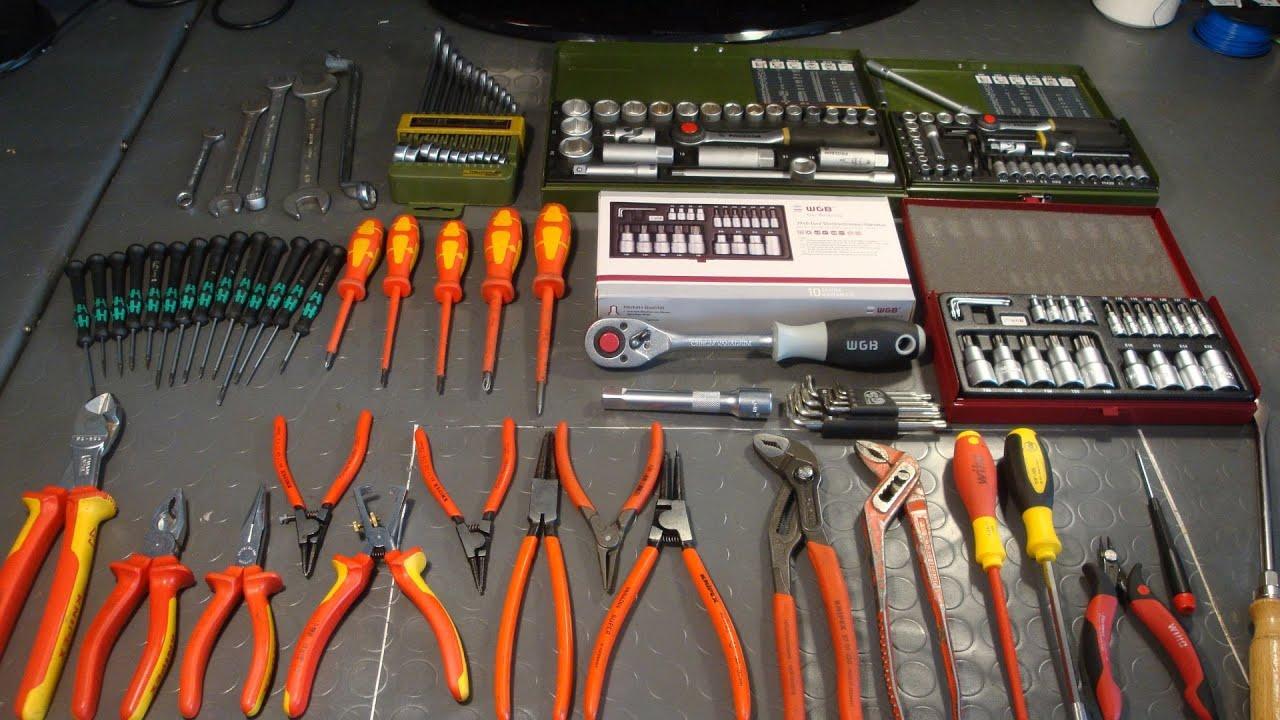 German Tools Review: Knipex, Wiha, Wera, WGB, (Proxxon)
