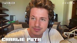 "Charlie Puth ""Girlfriend"" (Home Performance) 