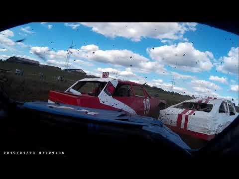 Luc Pastoret Stock-car  Coupe de Luxembourg