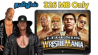 500mb how to download wwe 2k15 game for pc or laptop in tamil