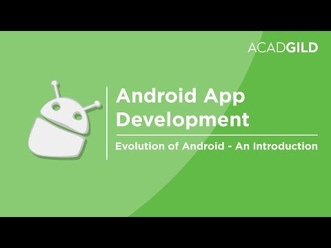 Android Tutorial for Beginners | Evolution of Android - Part 1