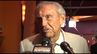 2014 Interview with Eddie Sutton About His Time At Arkansas