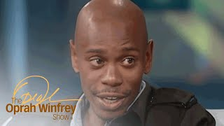 Why Comedian Dave Chaṗpelle Walked Away From $50 million | The Oprah Winfrey Show | OWN