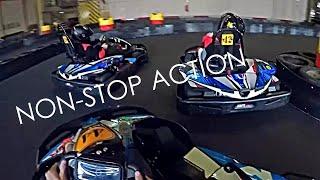 De Kartfabrique | Non-Stop Actie Met Broer | 1 Heat | Juli 2019