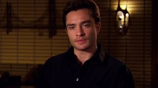Ed Westwick Interview about Wicked City [HD]