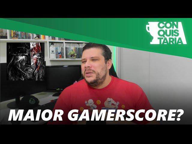 """Maior Gamerscore do Brasil? Hora de colocar os pingos nos """"is"""" nessa história"""
