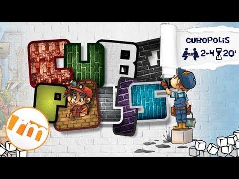 Recensioni Minute [210] - Cubopolis