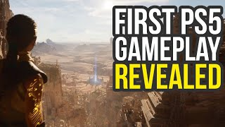 PlayStation 5 Gameplay Demo Shows What Horizon Zero Dawn 2 & More Could Look Like (PS5 Gameplay)