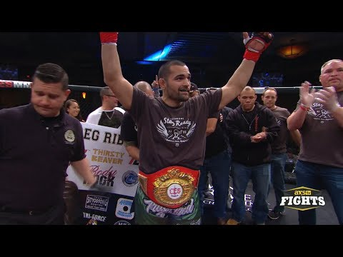 Greg Rebello Takes Home the Belt  CES 48 Highlights and Results